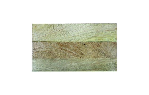 Reversible Rectangular Board, Large - Marble/Mango
