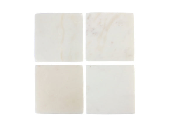 Marble Coasters, Set of 4 (various styles)