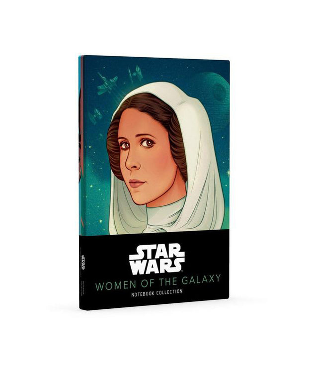 Women of the Galaxy Notebook - 3 pack