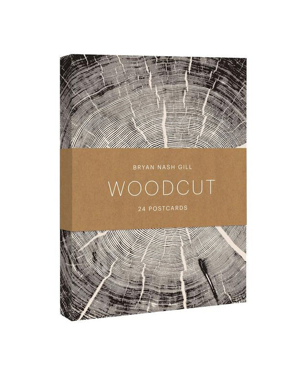 Woodcut Notecards 12/pk