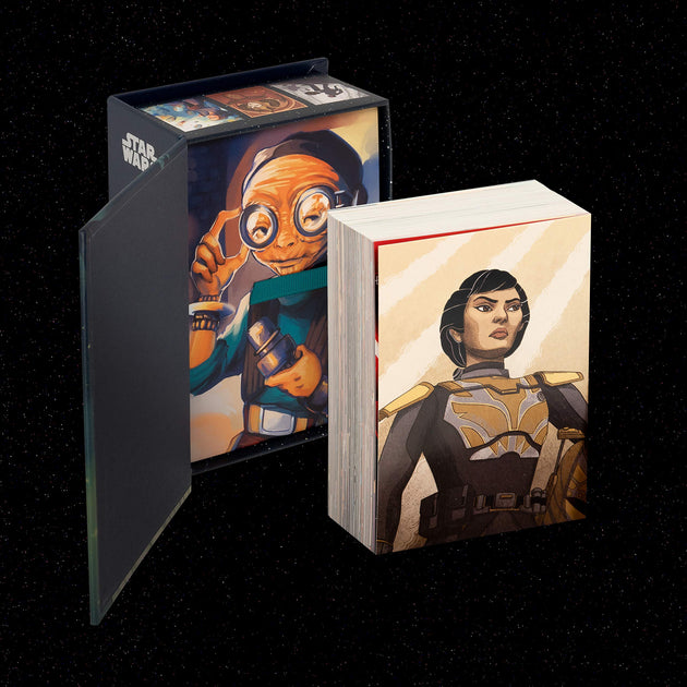 Star Wars: Women Of The Galaxy, 100 Collectible Post Cards