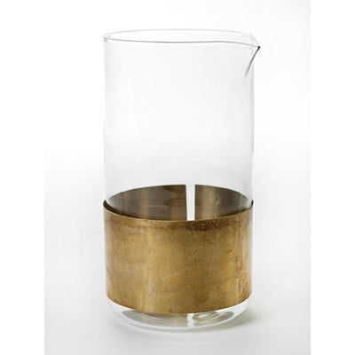 Copper Banded Carafe