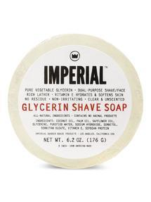 Glycerin Shave Soap Puck, 6.2 oz.