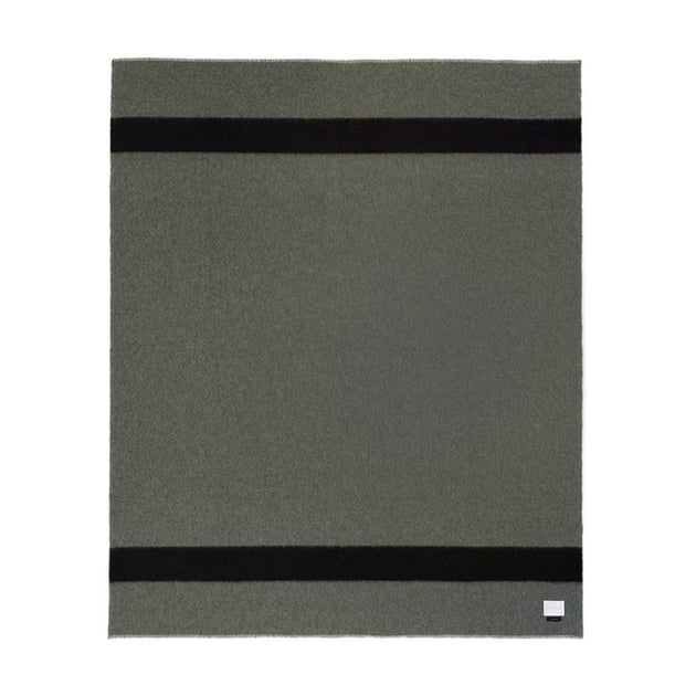 The Siempre Recycled Blanket - Surplus Olive