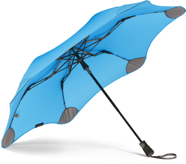 Umbrella - Aqua Blue
