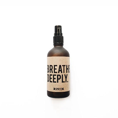 Breathe Deeply Spritz, 3.4 oz.