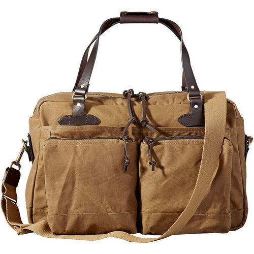 48-Hour Duffel - Dark Tan