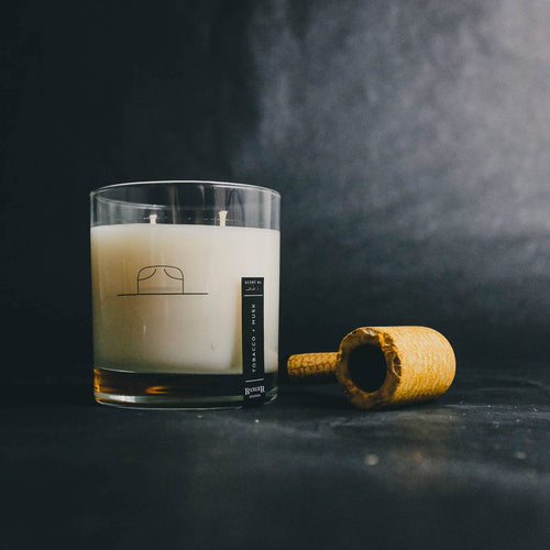 Ranger Station Candle - Tobacco + Musk
