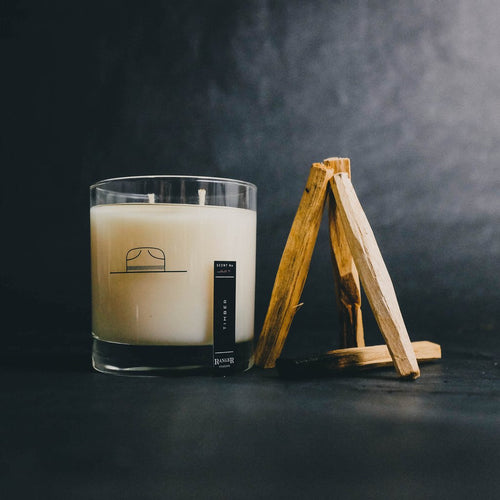 Ranger Station Candle - Timber