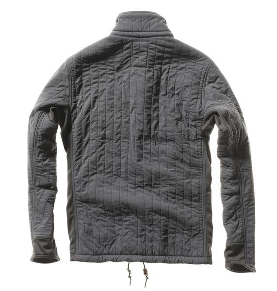 Vertical Insulator Jacket - Dark Grey