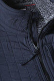 Vertical Insulator Jacket - Navy