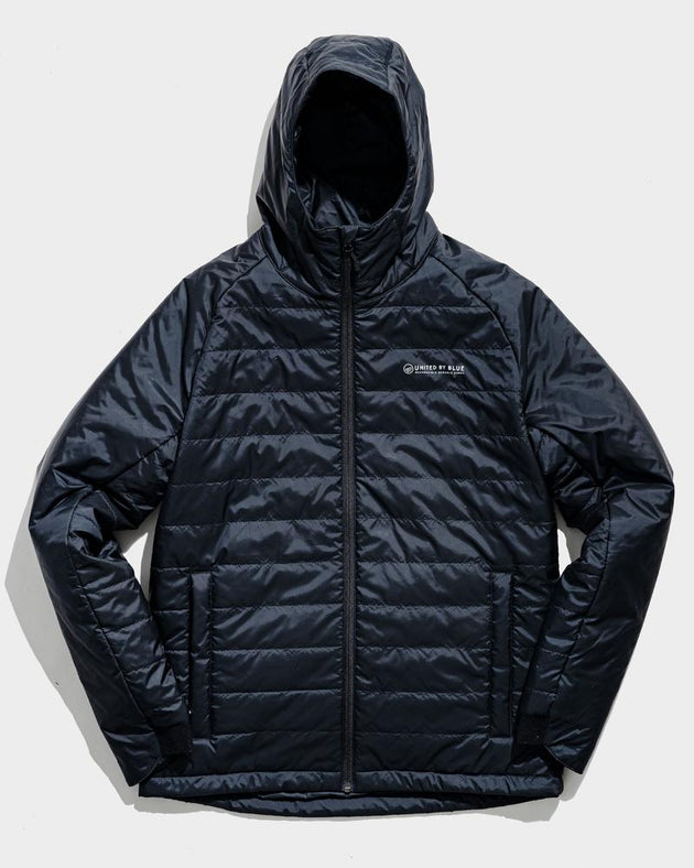 The Bison Ultralight Jacket - Black