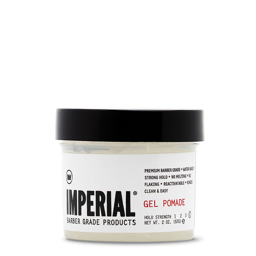 Gel Pomade, 2oz.