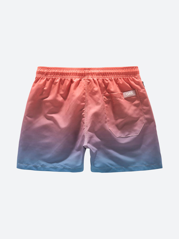 Blue Grade Swim Shorts