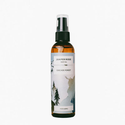 Body Mist Oil, 4 oz. - Cascade Forest