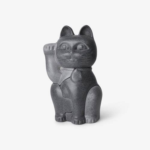 3D Art Object & Puzzle - Maneki Neko
