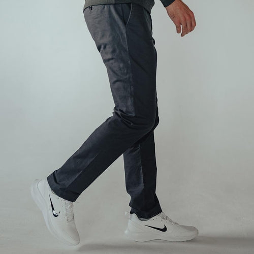 Stretch Canvas Pant - Slate Grey