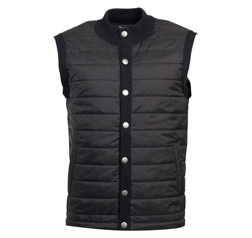 Essential Gilet - Black