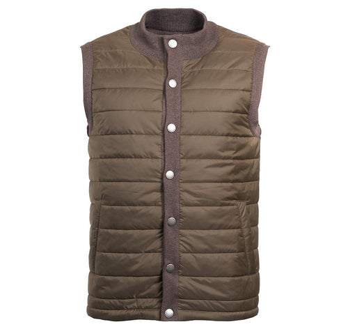 Essential Gilet - Clay
