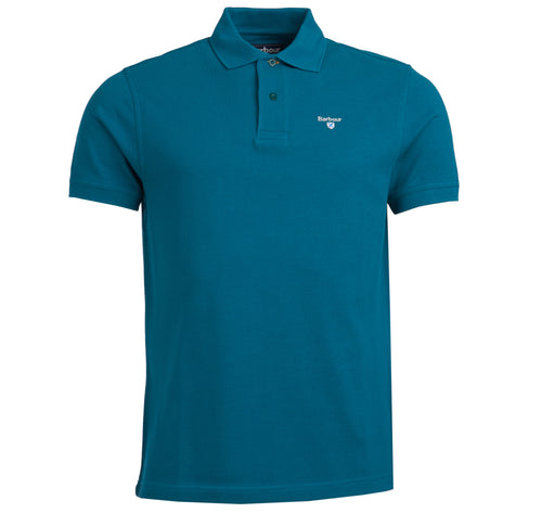 Barbour Sports Polo - Spruce