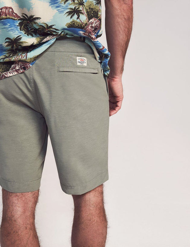 "All Day 9"" Shorts - Olive"