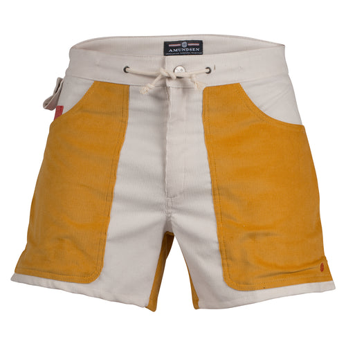 5 Inch Concord Shorts - Faded Natural/Yellow Haze