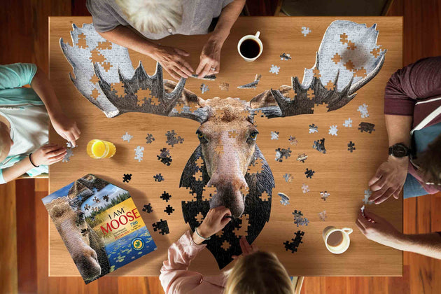 I Am Moose Puzzle - 700 Pieces