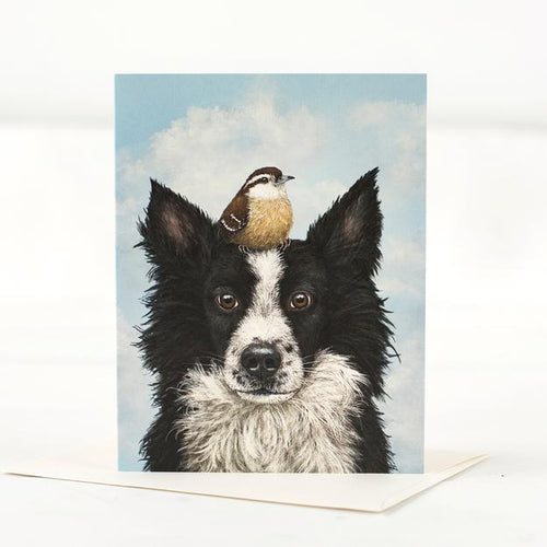 Card - Luther & Pip