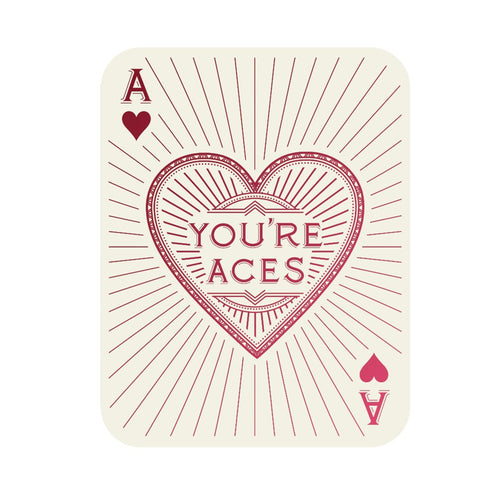 Card - You're Aces