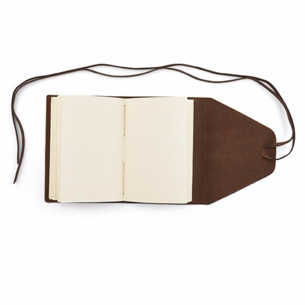 Messenger Leather Journal (various colors)