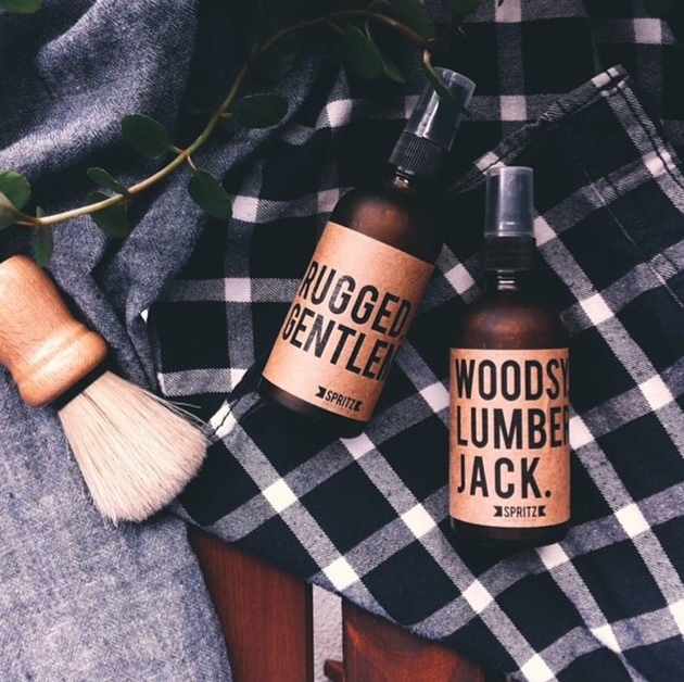 Rugged Gentleman™ Spritz, 3.4 oz.