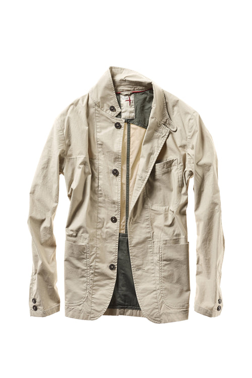 The Flex Field Blazer - Light Khaki