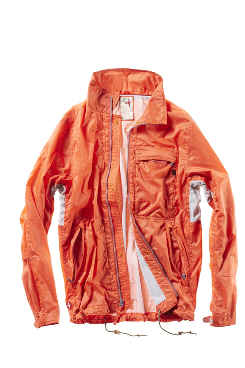 Breakwater Jacket - Orange