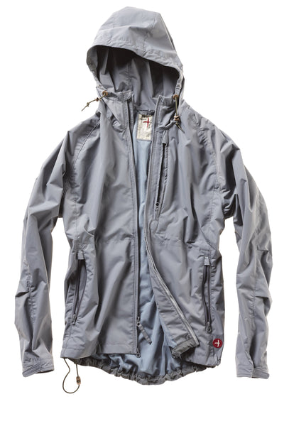 Highpoint Shell Jacket - Ice Grey
