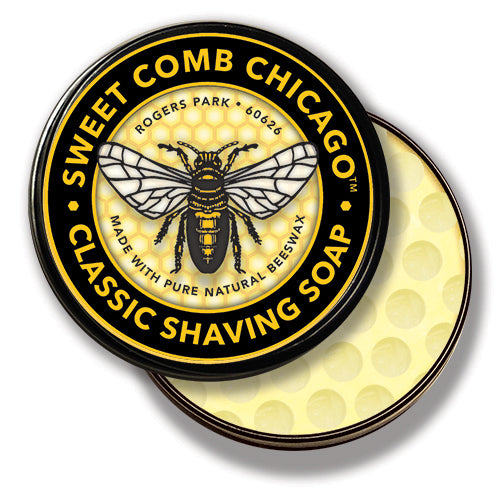 Classic Shave Soap, 4 oz.