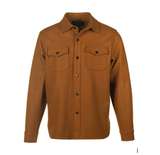 CPO Wool Shirt - Coyote