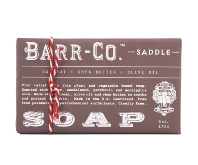 Saddle Bar Soap, 6 oz.