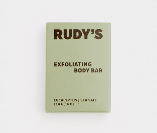 Exfoliating Body Bar, 4 oz.