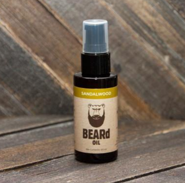 BEARd Oil - 2 oz./60 ml