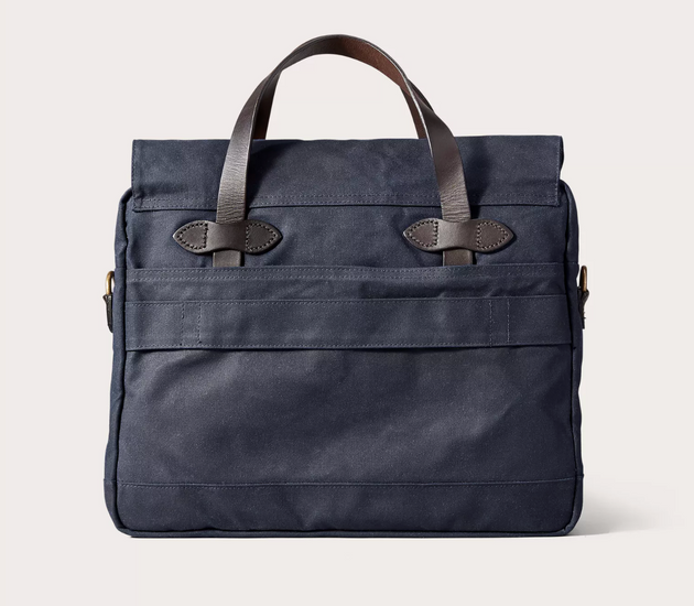 24-Hour Tin Briefcase - Navy