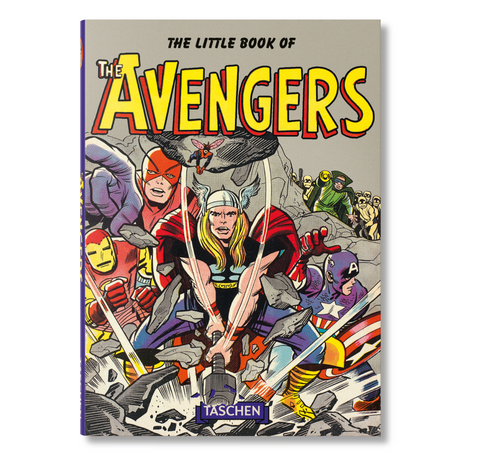 Little Book of Avengers