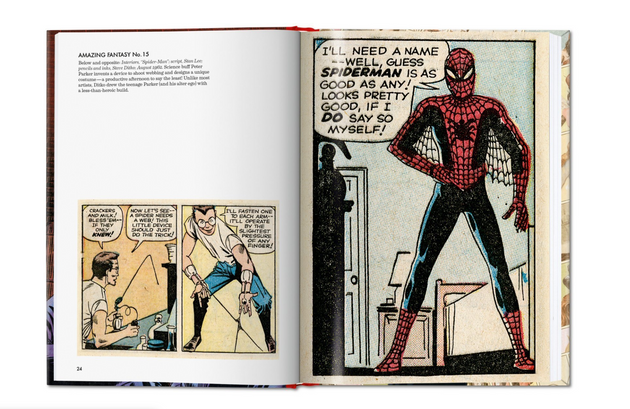 Little Book of Spider-Man