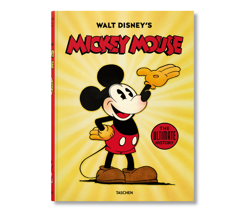 COMING SOON! Walt Disney's Mickey Mouse: The Ultimate History