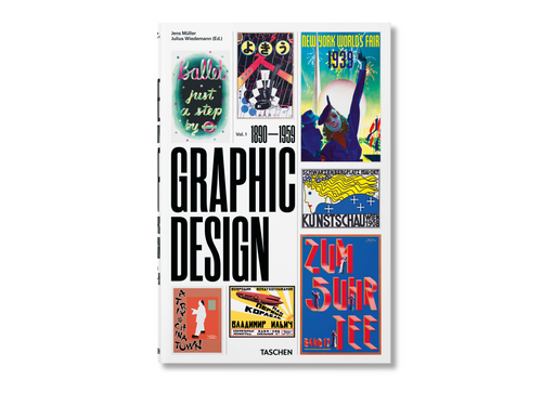The History of Graphic Design, Volume 1: 1890–1959