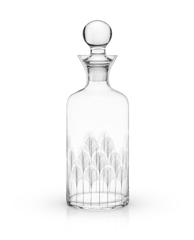 Admiral: Deco Liquor Decanter