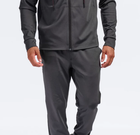 Spar Tactel Jogger - Black Heather