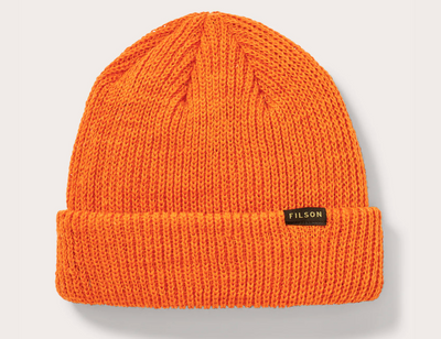 Watch Cap Beanie - Flame