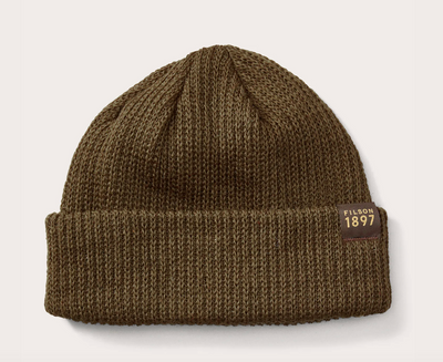Watch Cap Beanie - Otter Green