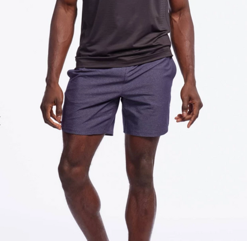 "Guru 7"" Training Shorts - Navy"