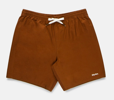 The Staple Beach Short - Tobacco